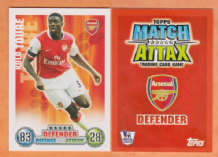 Arsenal Kolo Toure Ivory Coast